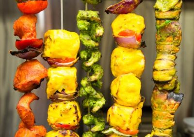 Food Gallery - A Variety of Grilled Tikkas Dana Mandi  Indian Restaurant-Prince George (89)