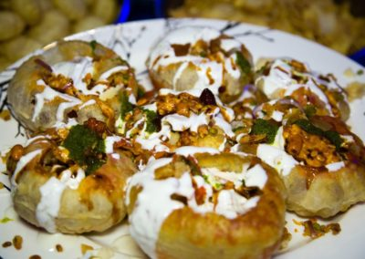 Food Gallery -Dahi Puri with spices Dana Mandi  Indian Restaurant-Prince George (97)
