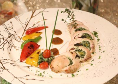 Food Gallery - Delicious Mushroom and capsicums Dana Mandi Indian Restaurant (54)