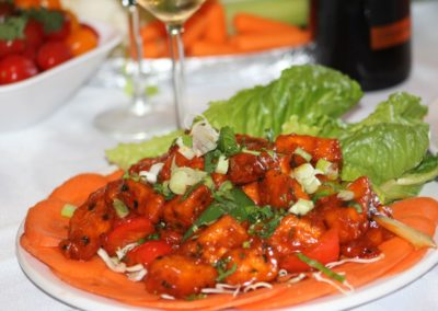 Food Gallery - Delicious food with salad-Dana Mandi Indian Restaurant-Prince George (28)