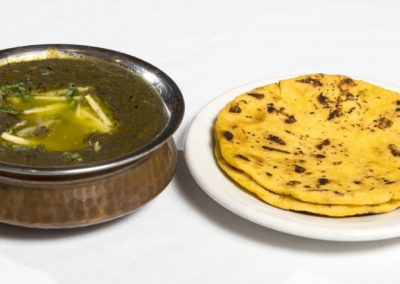 Food Gallery - Makki ki Roti Sarso ka Saag-Dana Mandi Indian Restaurant-Prince George (33)
