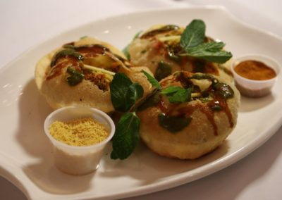 Food Gallery - Sav Puri with mint and spices Dana Mandi Indian Restaurant-Prince George (64)