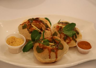 Food Gallery-Sav Puri with mint & spices-Dana Mandi Indian Restaurant-Prince George (57)