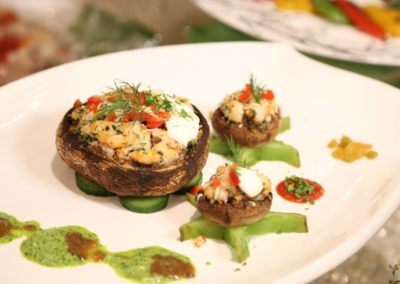 Food Gallery - Stuffed Mushrooms-Dana Mandi Indian Restaurant-Prince George (56)